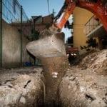 Venerdì mattina senz'acqua in quel di Formia per lavori di risanamento