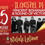 "Arriva la magia del coro gospel ""Vincent Bohanan & Sound of Victory"""
