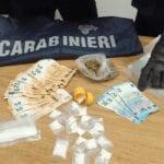 Spaccio di stupefacenti a Latina: arrestato un pusher 30enne