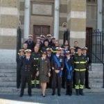 A Latina le celebrazioni in onore di Santa Barbara, patrona della Marina Militare e dei Vigili del fuoco