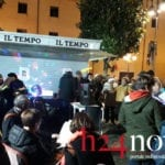 """""""Formia non si lega"""", in tanti al flashmob delle Sardine #FOTO #VIDEO"""