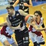 Basket serie A2: la Benacquista Latina cede contro Rieti nel derby laziale
