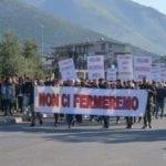 La manifestazione pro ospedale, ieri la mobilitazione a Fondi – FOTO