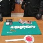 Cocaina e marijuana pronte per essere spacciate, in manette un 52enne