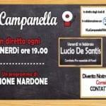Torna La Campanella: si parlerà dell'ospedale di Fondi