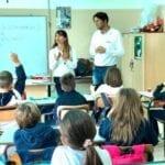 A scuola di raccolta differenziata: gli Ispettori ABC Latina incontrano gli studenti