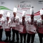 Campionati della Cucina Italiana, successo per l'Alberghiero