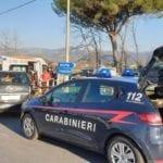 Incidente sull'Appia, sette feriti trasportati al Fiorini