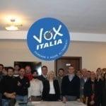 'Vox Italia' sbarca a Latina, formalizzato il circolo del capoluogo pontino