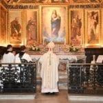 Messe sospese fino al 3 aprile, la lettera dell'arcivescovo di Gaeta Luigi Vari