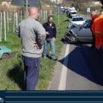 Incidente a Cori, chiusa temporaneamente la strada con Giulianello