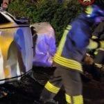 Incidente mortale in via Nascosa, perde la vita un 23enne