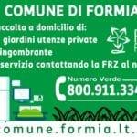 Formia Rifiuti Zero e coronavirus: le regole per i cittadini, anche a salvaguardia degli operatori