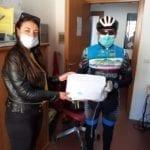 Continua la distribuzione delle mascherine a Formia: dal 30 marzo oltre 4800 dpi consegnati
