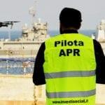 Gaeta, scattata l'ora dei droni: i controlli – FOTO