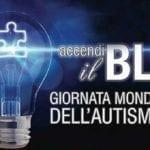 Fondi aderisce alla Giornata mondiale dell'Autismo: Castello e S.Francesco illuminati di blu
