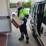 Formia, già raccolti 70mila euro per l'ospedale: consegnato primo materiale