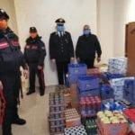 """Dai Carabinieri la donazione alla Parrocchia di """"San Nilo"""""""