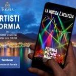 Primo Maggio in musica,  Gatto Panceri saluta Formia