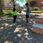 L'ass.ne 'Fare Verde' nei parchi come supporto al controllo e distribuzione mascherine contro il COVID-19