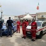 Solidarietà in favore della Croce Rossa: raccolta fondi della Questura di Latina