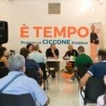 Fondi Vera e il rilancio della città, l'incontro con Francesco Ciccone