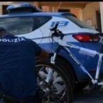 La Polizia individua un ladro di biciclette