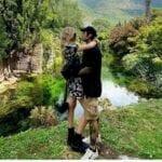 Il Giardino di Ninfa incanta anche Chiara Ferragni e Fedez