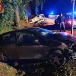 Sabaudia, incidente stradale nella notte: 6 feriti trasportati in ospedale