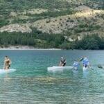 Canoa e canottaggio, continuano gli allenamenti in trasferta