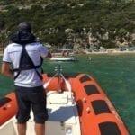 Sicurezza dei bagnanti, la Guardia Costiera di Gaeta in azione nel weekend
