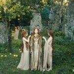 L'incanto delle immagini di Garrone per la maison Dior a Ninfa
