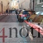 Gaeta, sgomberato un palazzo in via Annunziata (#VIDEO)