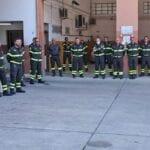 Il nuovo Direttore Regionale dei Vigili del Fuoco del Lazio in visita a Latina