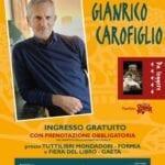 Libri sulla cresta dell'onda, ospite Gianrico Carofiglio