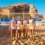 Beach soccer, sfida di cartello tra gli ex giallorossi Max Tonetto e 'Pluto' Aldair