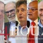 Elezioni a Terracina, in sette ai nastri di partenza per la corsa a sindaco