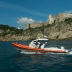 Weekend di controlli per la Guardia Costiera: pioggia di verbali e sanzioni