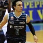 Basket, torna alla Benacquista Latina il playmaker Marco Passera