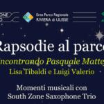 'Rapsodie al Parco': letture e musica nel segno di Pasquale Mattej