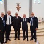 Il vescovo Crociata ordinerà 5 diaconi permanenti