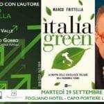 Il giornalista del Tg1 Marco Frittella presenta il suo libro a Latina