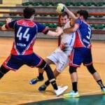 Pallamano serie A, trasferta amara per l'HC Fondi ospite a Sassari