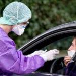Coronavirus: da questa mattina attivato a Formia il drive-in con test rapido