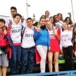 Atletica, grandi prestazioni e piazzamenti per le giovani leve della Poligolfo