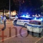 Litoranea chiusa per prove di carico: il video della nottata a Formia