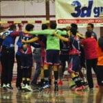 Pallamano, arrivano i primi punti per l'HC Fondi: Trieste sconfitta