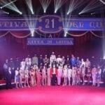 I vincitori della 21esima edizione del 'Festival Internazionale del Circo d'Italia'