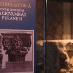 Al via da sabato le iniziative collaterali alla mostra Piranesi a Cori