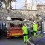Formia, giornata ecologica nel quartiere di Castellone